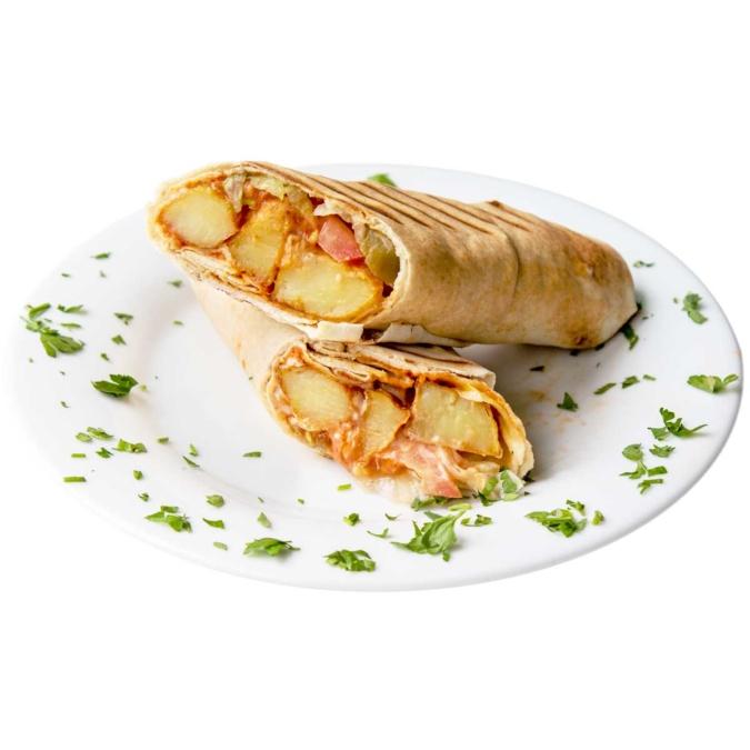 Kartoffel Sandwich