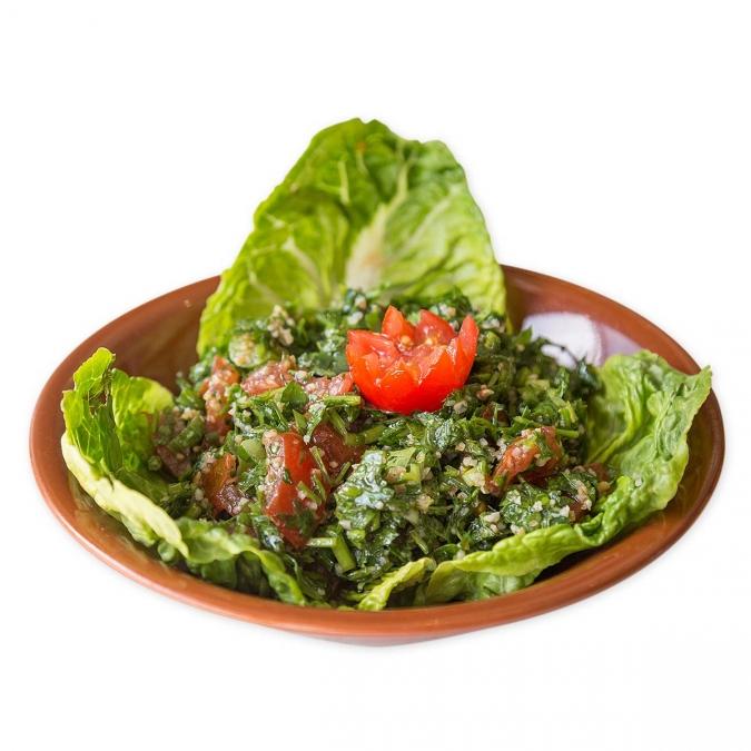 Frühlingssalat (Tabule) {vegan}
